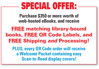 Scan-to-Read eBooks! - Bearport Publishing